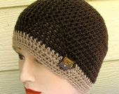 Boy's hat, crochet winter hat, hand knit hat, children's beanie, winter beanie, skull cap hat, skull cap beanie, crochet beanie,