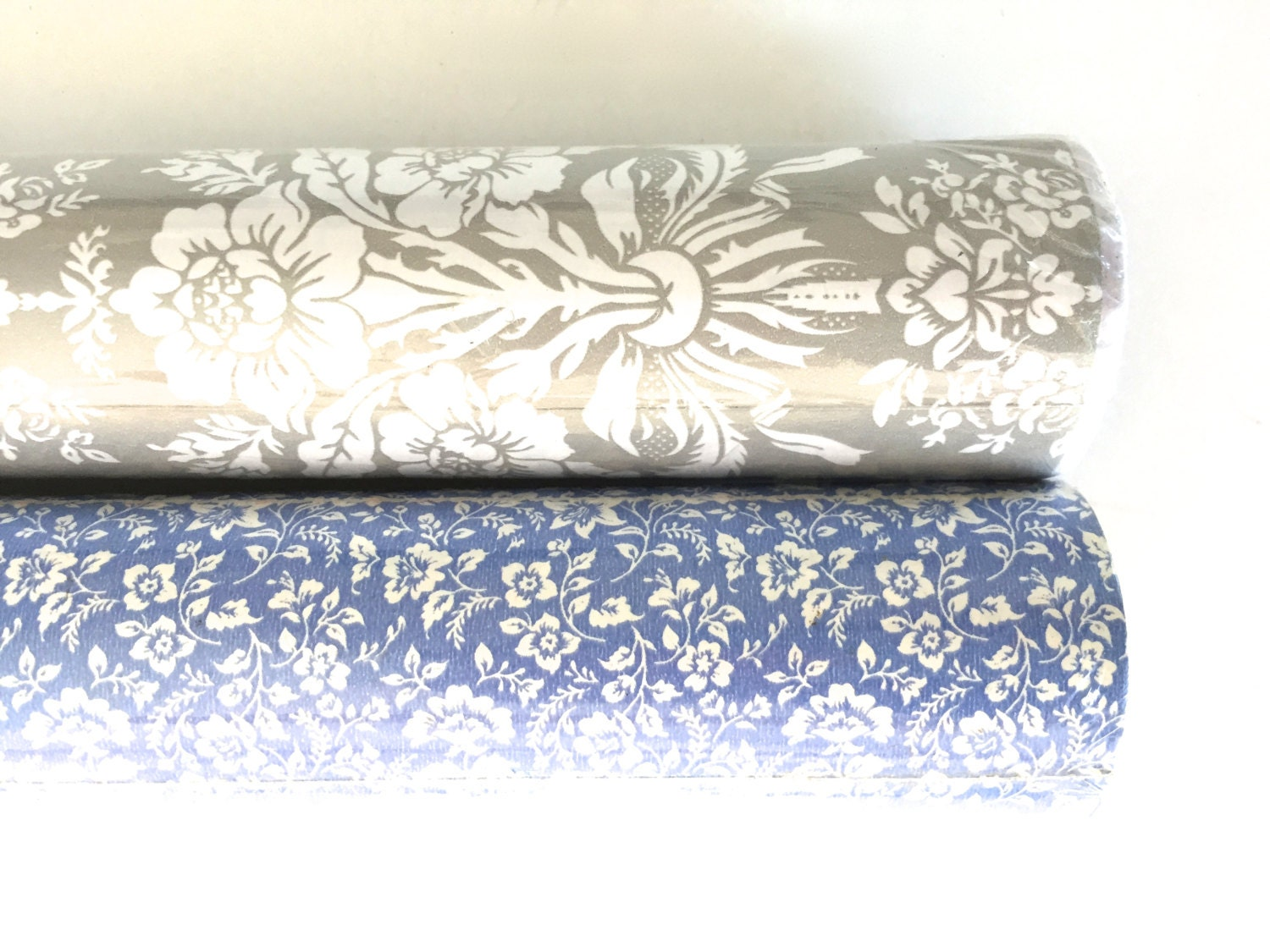 Vintage Floral Retro Contact Paper Shelf and Drawer Liner