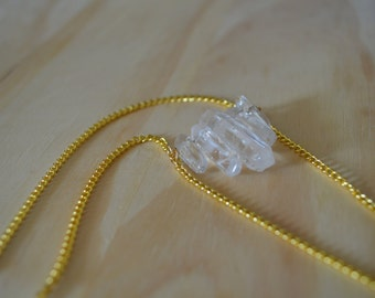 5 Crystal Necklace