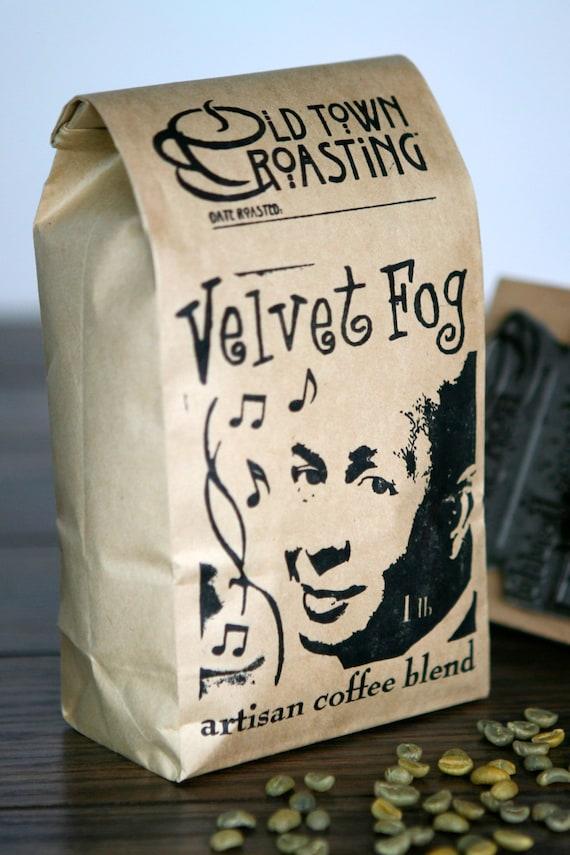 Velvet Fog Artisan Coffee Blend