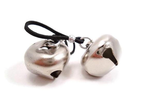 Bell Nipple Jewelry, Non Piercing Nipple Jewelry, Jingle Bell Nipple Jewelry, Bell Nippe Charms, Bell Body Jewelry, Nipple Nooses