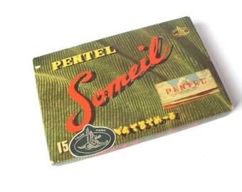 Vintage Pentel Someil Japanese Fabric Dye Kit