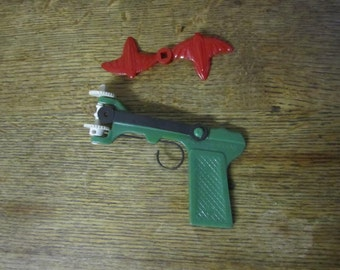 Shoot-a-plane by Lapin Products Inc. 1950's Toy.