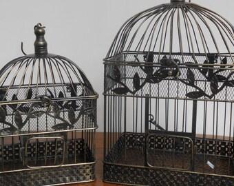 DIY Wedding Birdcage Set / Wedding Card Holder / DIY Wedding / DIY Bride / Wedding Crafts / Wedding Supplies / Card Holder Kit Supplies