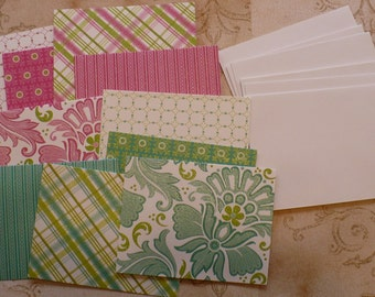 how to make a folded envelope