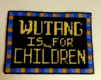 Wutang is for the Children - Wall Art