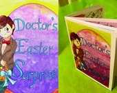 Doctor's Easter Surprise Booklet for Stephanie