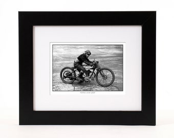 1925 Norton Motorcycle Art Print