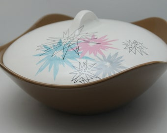 Midwinter Stylecraft Tureen featuring Quite Contrary Design by Josie Taitt