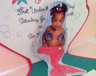 mermaid invitations/mermaid invites/mermaid invitation birthday/mermaid instant download/under the sea invitation/under the sea invite