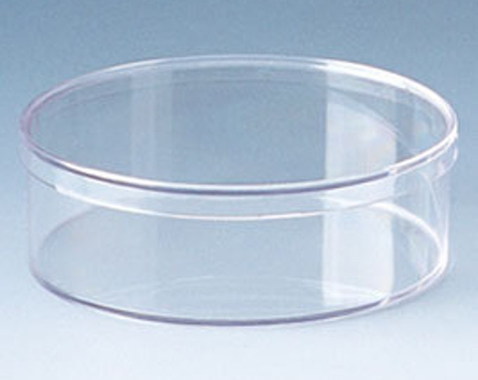 Round clear acrylic dish NEW LOWER PRICE