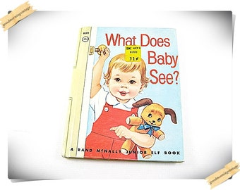 Baby See Book