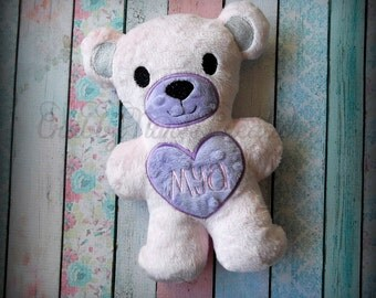 Teddy Bear  FREE PERSONALIZATION