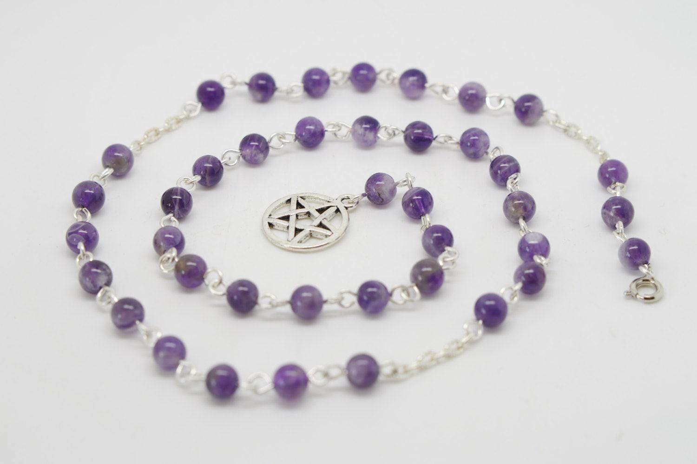 how to use pagan prayer beads