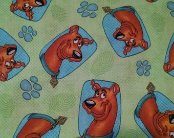 Scooby Doo Baby Toddler Bedding Fitted sheet with standard pillowcase set