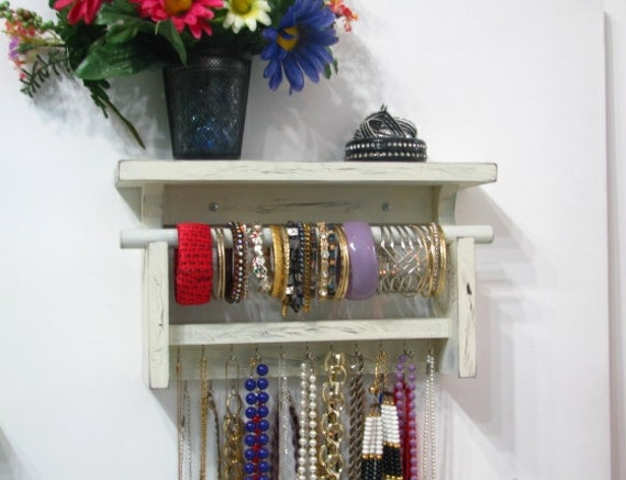 Bangles, Bracelets, and Necklaces Jewelry Storage