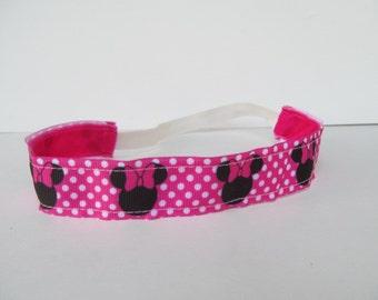 Mouse Non Slip Headband