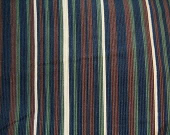 Cotton Corduroy #Fabric, Stripes