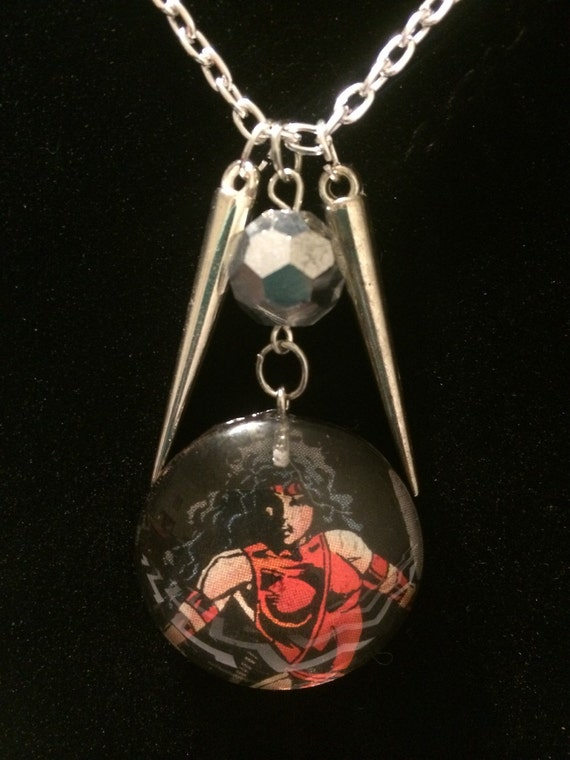 Elektra Pendant Necklace