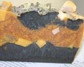 Reserved for Aubrey -  2 Icelandic Soap bars - Lava -Vegan Handmade Soap - Icelandic Soap
