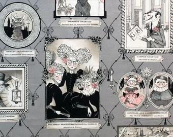 Alexander Henry - The Ghastlies - A Ghastlie Gallery - Smoke