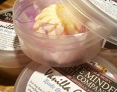 Vanilla Coconut  - Exotic Body Butter Bars -  FAIR TRADE INGREDIENTS - Solid Lotion / Body Butter -  by Simple Minded Bath Company
