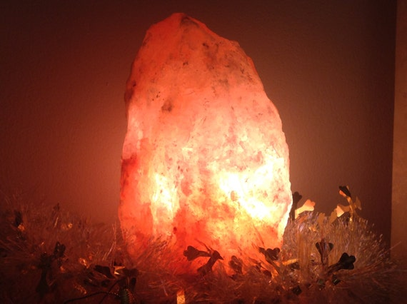 Salt Lamps Negative Reviews : Himalayan Salt Lamps by ArielsNaturals on Etsy