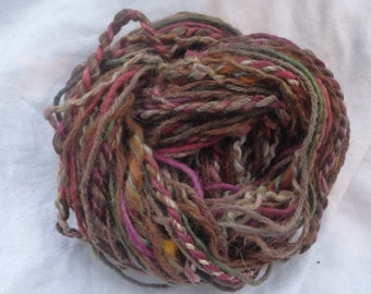 Hope Jacare - Creative textiles Fab felting hand dyed and hand spun wool yarns - 50g - FFY48