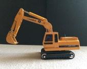 Vintage John Deere Excavator 690DLC Ertl Die Cast 1/64 Scale Ertl Toys