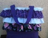 Little Missy Ruffled Bag