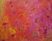 Abstract Painting, Original Painting, Textured Wall Art, Canvas Painting, Art Deco, Modern Art, Metallic Art, Pink Painting,Contemporary Art
