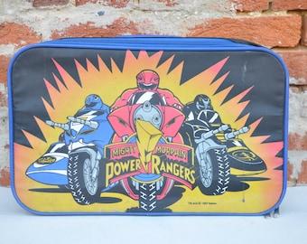 SALE - Power Rangers Suitcase