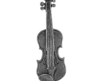 Violin Lapel Pin - CC135