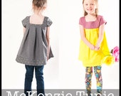 McKenzie Tunic PDF Sewing Pattern