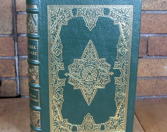 Mark Clark by Martin Blumenson - Easton Press Leather Bound Library of Military History
