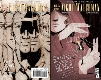 Issue Three - Tales of the Night Watchman