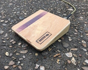 Poplar/Birch Shoe Box - A Stompbox by Index Drums