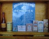 Custom Listing for the Lovely Meagan T ~ Ye Old Druggist Pharmacy Secret World Treasure Chest Box