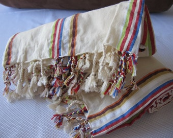 Peshtemal Turkey Turkish linen beach towel 100% natural Cotton Hammam, sauna Spa pareo scarves2012 2017 summer fashion unisex adult swimwear