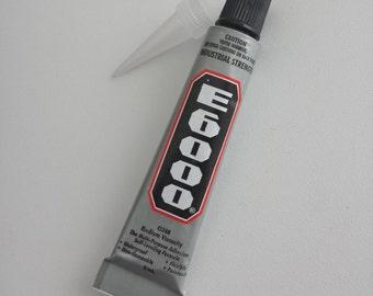 E-6000 glue 9ml, the best!