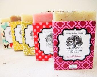 5  Soap Bars DEAL - Choose any 5