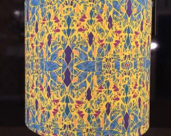Siren fabric 20cm Lampshade