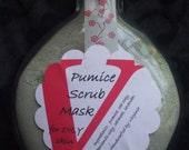 Pumice Facial Scrub Mask