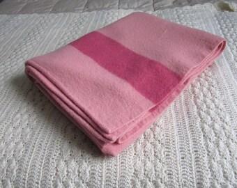 Early's Wool Blanket