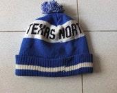 70's Vintage Texas North Star Snow Hat Beanie