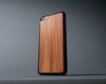 Cedar iPhone 6 Plus / 6s Plus Traveler Wood Case - Made in the USA - FREE Shipping