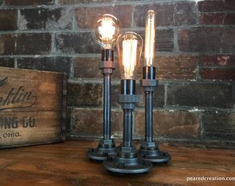 Edison Bulb Candle Lamps - Industrial Lighting - Minimalist