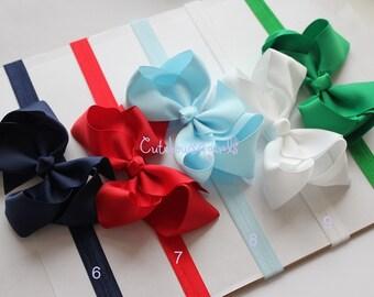 5pcs headband  - 10% off girl headbands -  baby girl - baby headband - baby headband bow - headband baby - baby - bow headband - headpieces