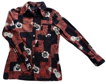 Vintage 70's Shirt UK 10