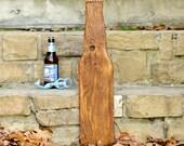 Giant Beer Bottle - Wood Beer Bottle - Beer Wall Art